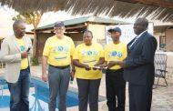 La collecte des Fonds du rallye de Bristow en faveur des démunis d'Afrique dépasse le cap de $2.4 millions