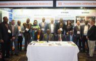 Une délégation de la Chambre des Mines de la FEC à Africa Down Under 2018 en Australie