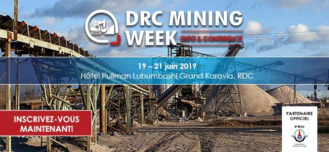 La FEC à la DRC Mining Week 2019
