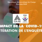 Impact de la Covid-19 – Itération de l'enquête 1